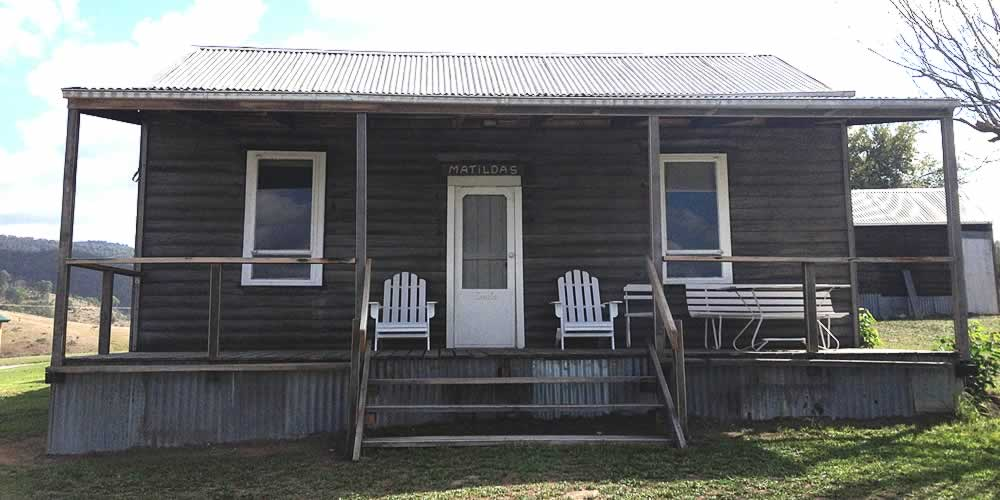 Buchan Accommodation - Matildas Cottage